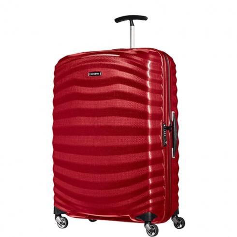 Valigia Trolley Lite-Shock Spinner L Chili Red