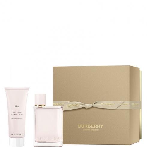 Burberry Her Eau de Parfum Confezione