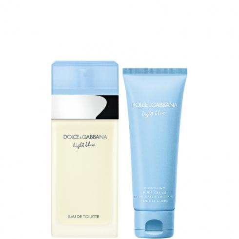 Light Blue Pour Femme Confezione