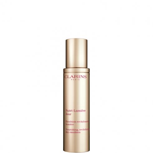 Nutri-Lumière Emulsion Jour - Emulsione Giorno Antietà, Nutriente, Rivitalizzante Tutti i tipi di pelle