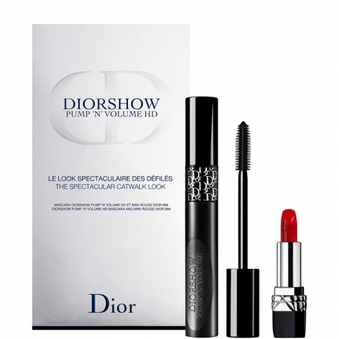 Diorshow PUMP 'N' VOLUME Confezione