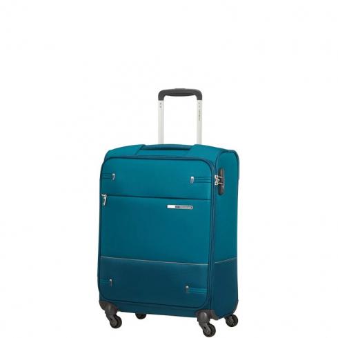 Valigia Trolley Base Boost Spinner S Petrol Blue
