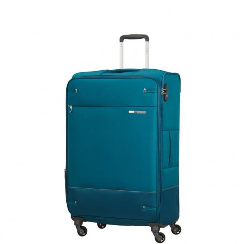 Valigia Trolley Base Boost Spinner Exp L Petrol Blue