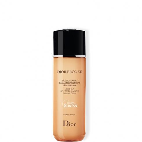 Dior Bronze Soleil Liquide Eau Autobronzante Hale Sublime