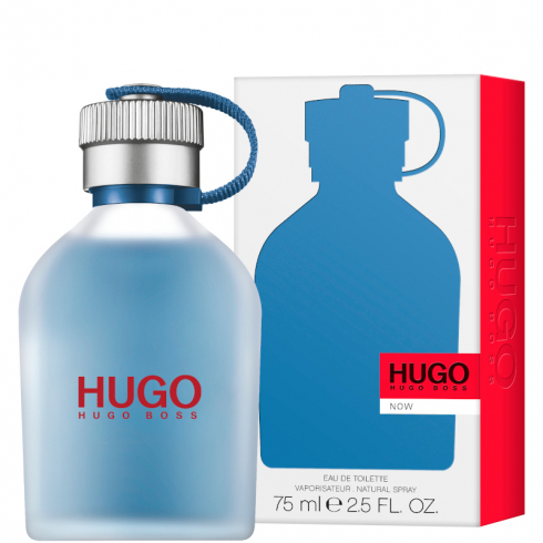 Hugo Man NOW