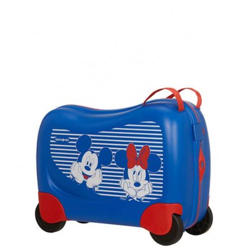 Valigia Trolley Dream Rider Disney Minnie / Mickey Stripes