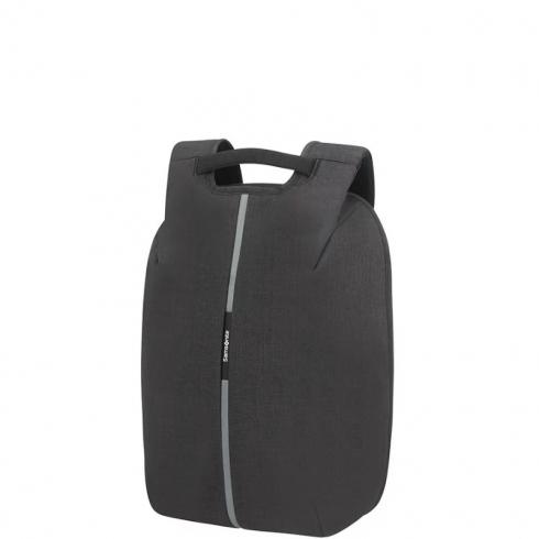 "Zaino Securipack M Porta PC 15.6"" Black Steel"