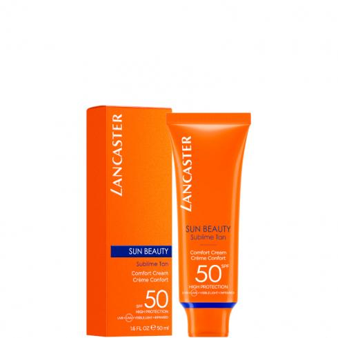 Sun Beauty - Comfort Touch Cream Face SPF 50