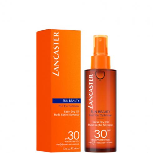 Sun Beauty - Satin Dry Oil SPF 30
