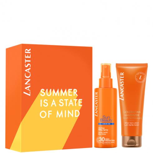 Sun Beauty Milky Spray SPF30 + Golden Tan Maximizer After Sun Lotion