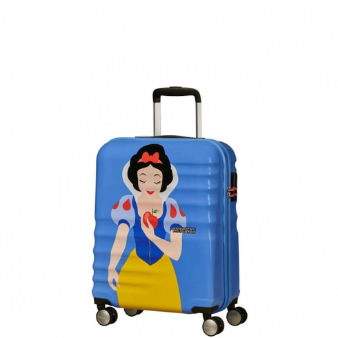 Valigia Trolley Wavebraker Disney Delux Spinner S Snow White