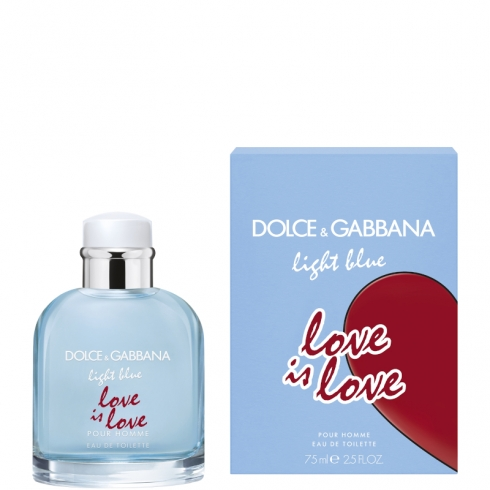 Light Blue Pour Homme Love in Love