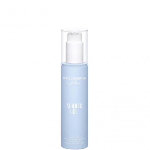 Light Blue Pour Femme Summer Gel