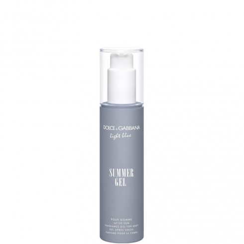 Light Blue Pour Homme Summer Gel