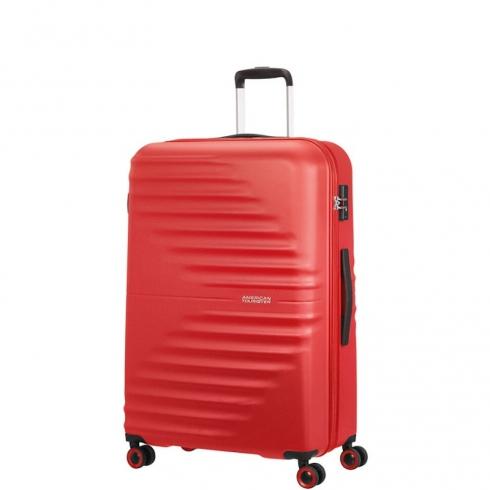 Valigia Trolley Wavetwister Spinner L Vivid Red