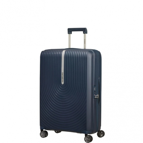 Valigia Trolley Hi-Fi Spinner Exp. M Dark Blue