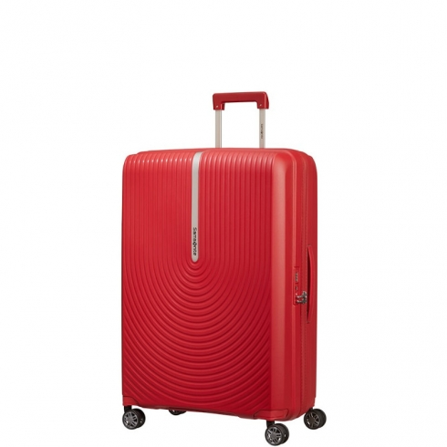 Valigia Trolley Hi-Fi Spinner Exp. M Red