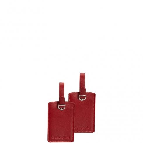 Targa Porta Indirizzo Red