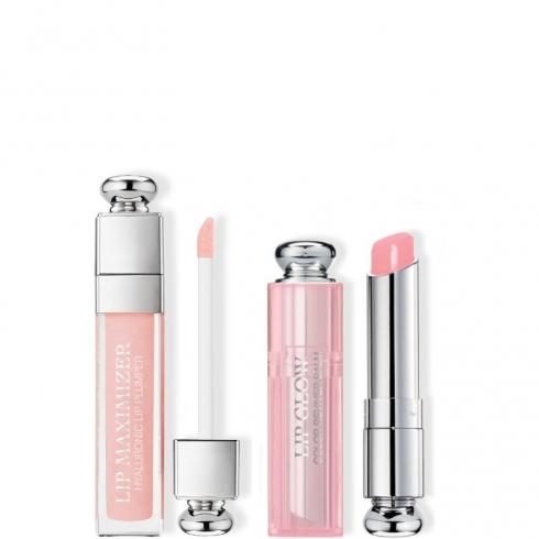 Dior Addict Lip Maximizer + Dior Addict Lip Glow DUO