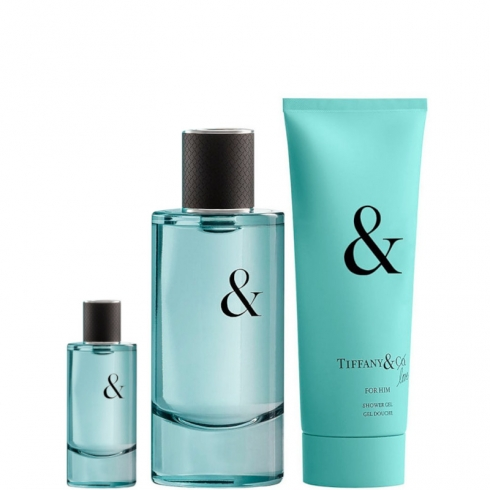 Tiffany & Love For Him Confezione