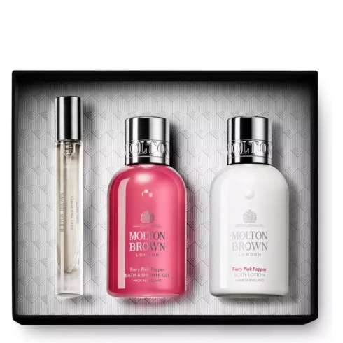 Fiery Pink Pepper Fragrance Collection