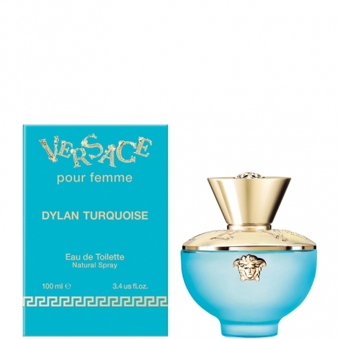 Versace Pour Femme Dylan Turquoise
