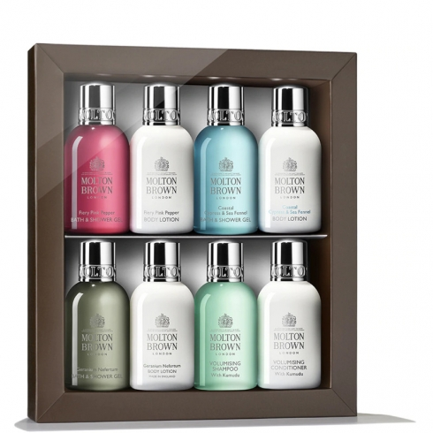Discovery Body & Hair Collection