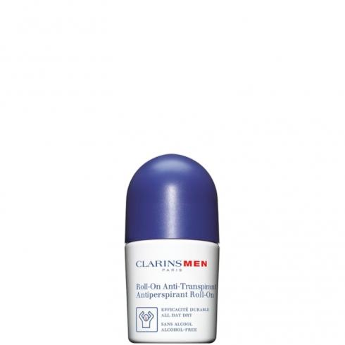 Roll-On Anti-Transpirant - Clarins Men