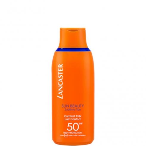 Sun Beauty - Comfort Milk Sublime Tan SPF 50