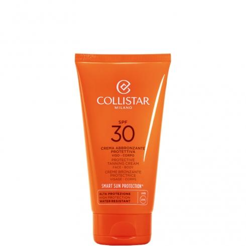 Crema Abbronzante Protezione Ultra SPF 30