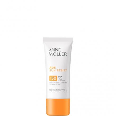 Age Sun Resist Protective Face Cream SPF 50 Viso