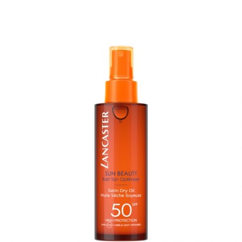 Sun Beauty - Satin Dry Oil SPF 50