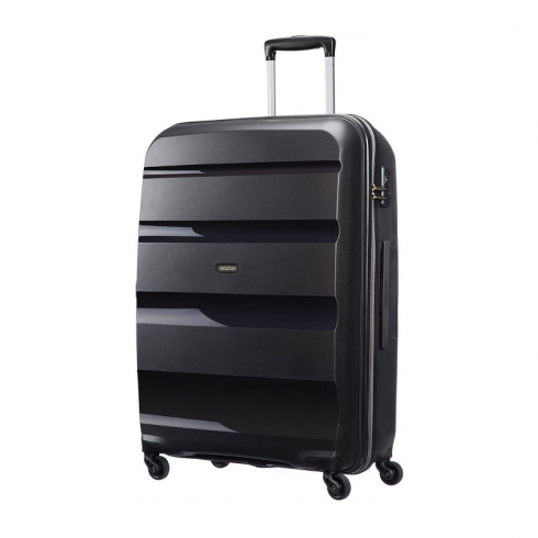 Valigia Trolley Bon Air Spinner L Black