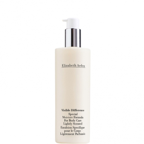 Visible Difference Special Moisture Formula For Body Care Lightly Scented