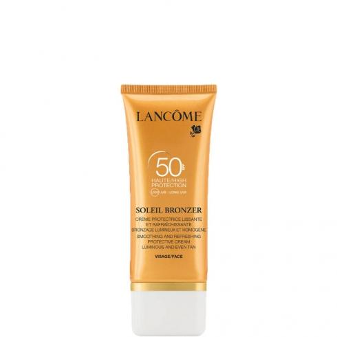Soleil Bronzer Visage Crème SPF 50