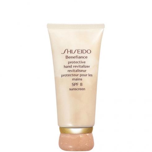 Shiseido Benefiance Protective Hand Revitalizer - Crema Mani Protettiva Rivitalizzante