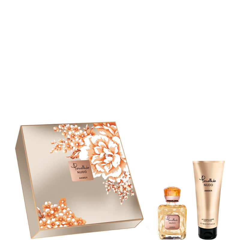 Pomellato Nudo Amber Cofanetto  40 ML EDP + 100 ML Body Lotion