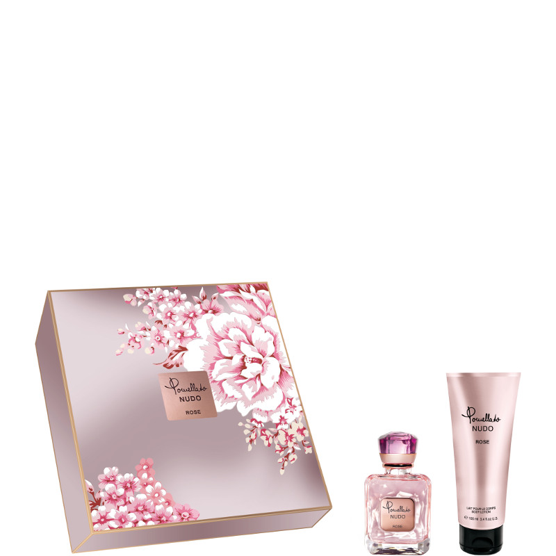 Pomellato Nudo Rose Cofanetto 40 ML EDP + 100 ML Body Lotion