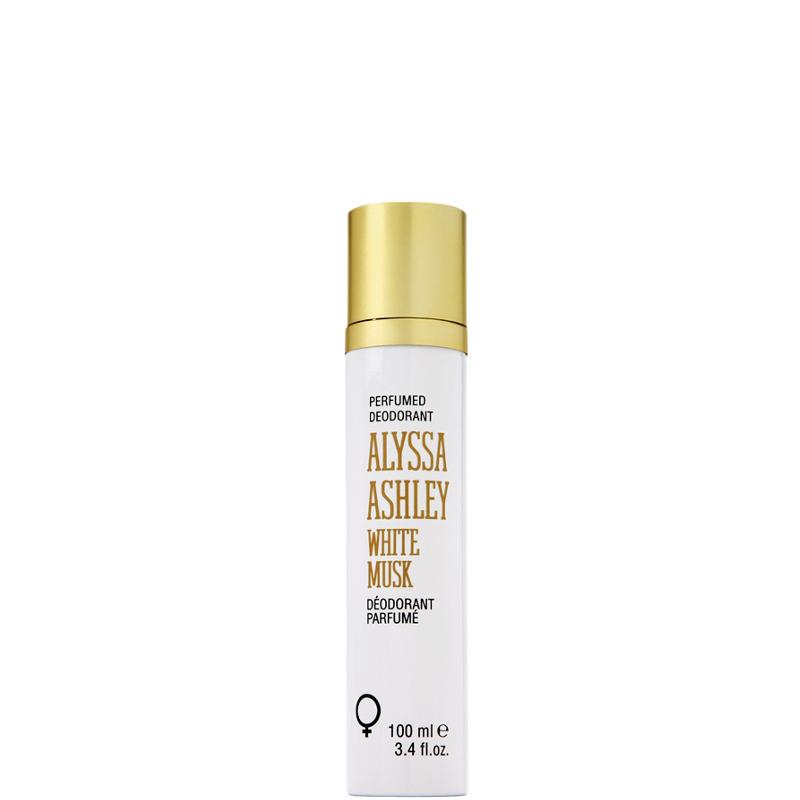 Alyssa ashley white musk deodorant spray 100 ML
