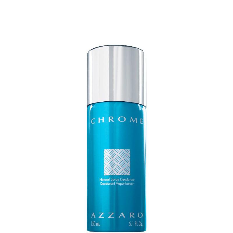 Chrome deodorante spray 150 ML