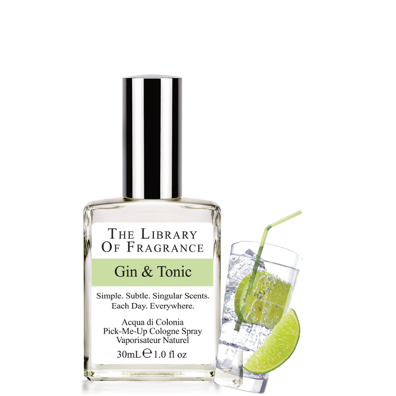 The Library Of Fragrance Gin & Tonic 30 ML