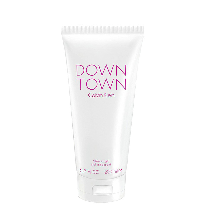Calvin klein downtown shower gel 200 ML