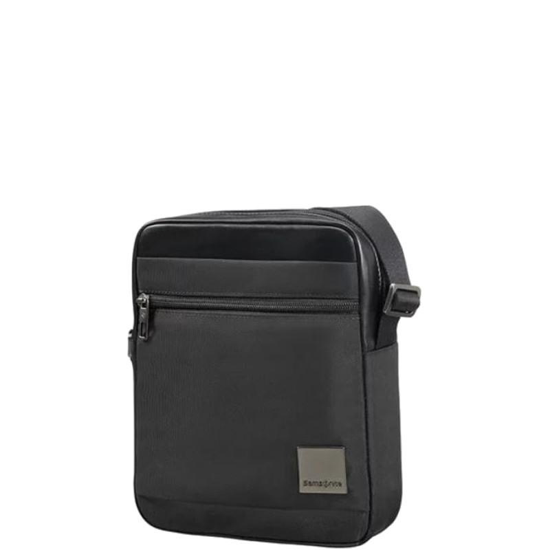 9085a222a5 Samsonite Borsa Tablet Crossover Hip-Square Black cod. 22412