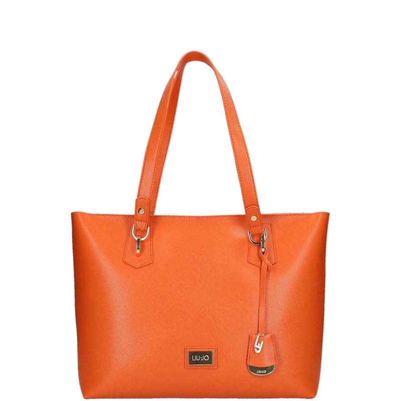 ab80074477 Liu jo Borsa Shopping Bag M Hawaii A18146E0502 Parrot / Soia A18146E0502  Colore V9102 Parrot /