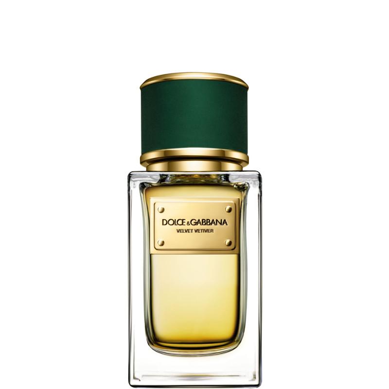 Dolceegabbana velvet collect vetiver eau de parfum 50 ML