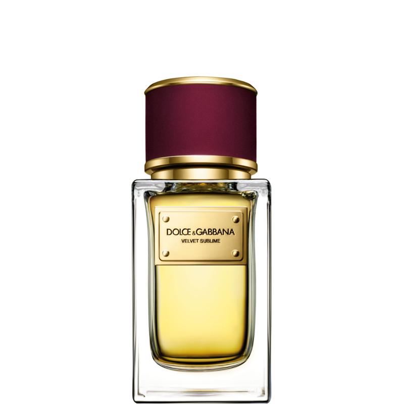 Dolceegabbana velvet sublime eau de parfum 50 ML