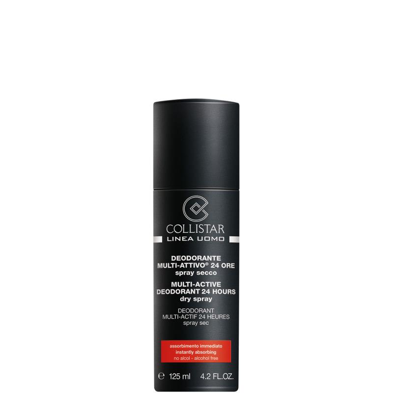 Collistar deodorante multi attivo 24 ore spray secco 125 ML
