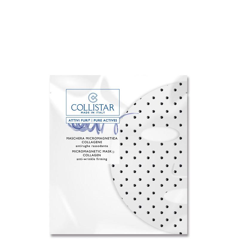 Collistar Attivi Puri Maschera Micromagnetica Collagene 1 pz
