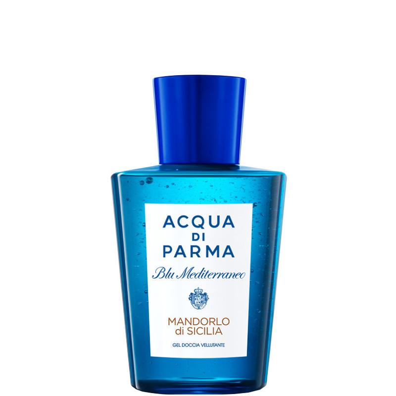 Acqua di parma blu mediterraneo mandorlo sicilia bagno schiuma 200 ML