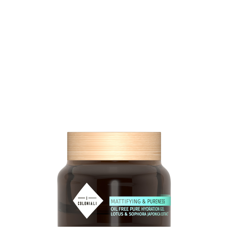 I Coloniali Mattifying & Pureness - Oil Free Pure Hydration Gel 50 ML